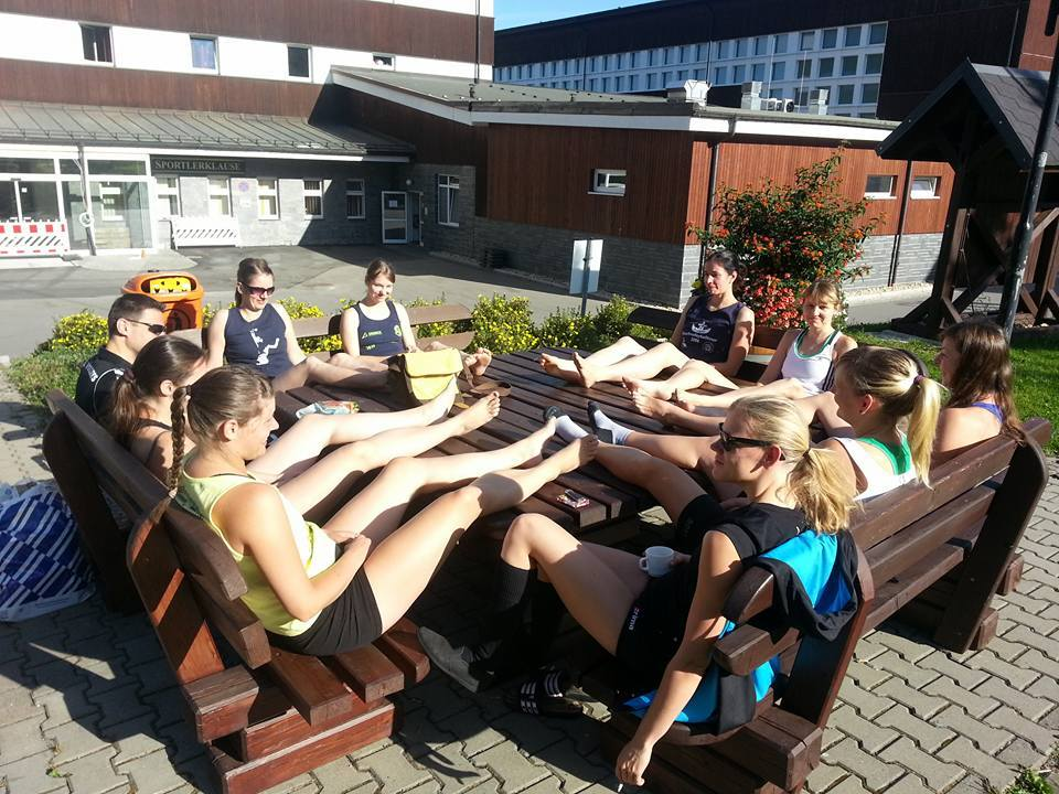 ATVV Volleyball Da1 Trainingslager