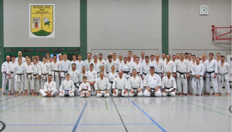 Karate Lehrgang Feb 2017